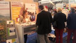 """Gemeinsame Aktivitäten der Länder, """"Deutsche Länder in der Entwicklungspolitik"""" an der Messe Fair Handeln, Quelle: World University Service e.V."""